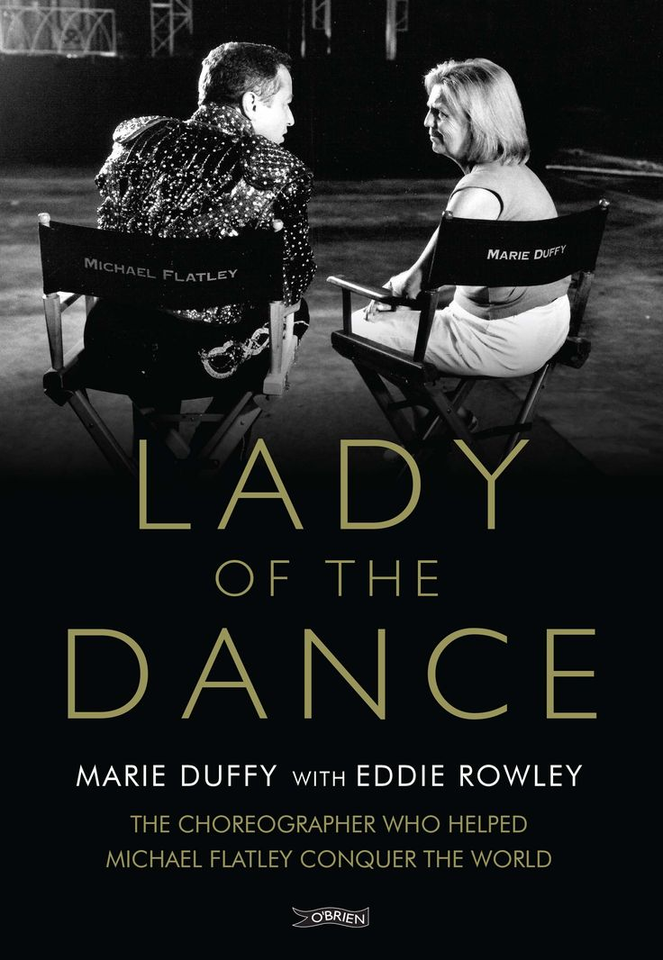 Marie Duffy is the undisputed queen of Irish dancing: she has trained more world champions than any other teacher, and has been Michael Flatley's right-hand woman for twenty years.   Get a behind-the-scenes view of the world of professional Irish dance, and heart Marie's own fascinating & inspiring life.