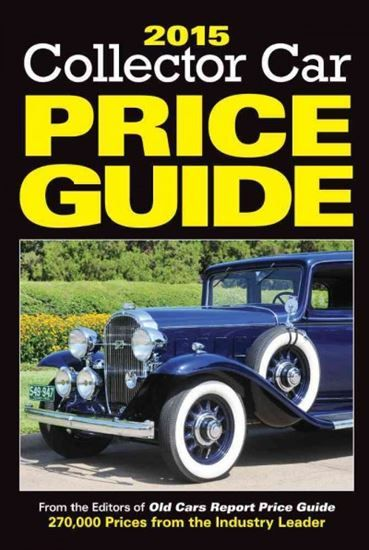 Picture of 2015 Collector Car Price Guide