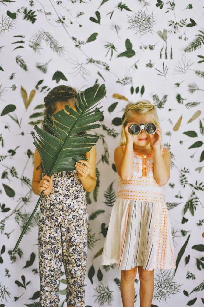Kids & Plants