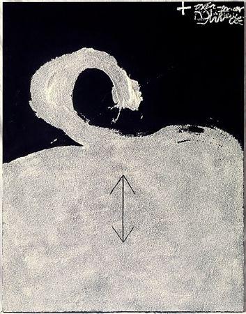 Antoni Tàpies, 'Ona-mar', 2000