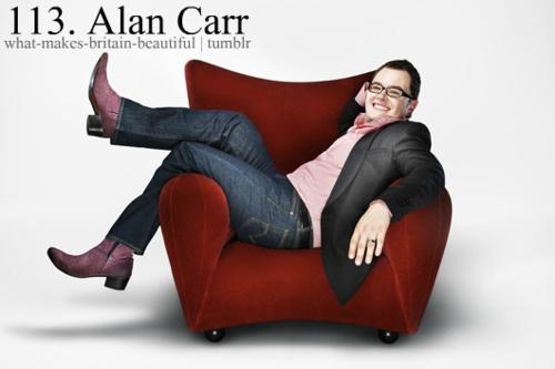 Alan Carr!