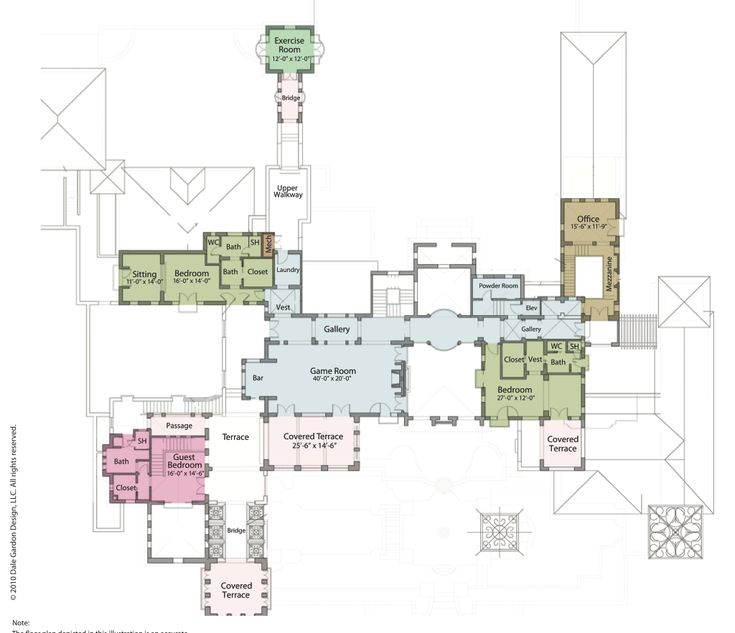 Scottsdale arizona mega mansion 04 maps pinterest Mega mansion floor plans