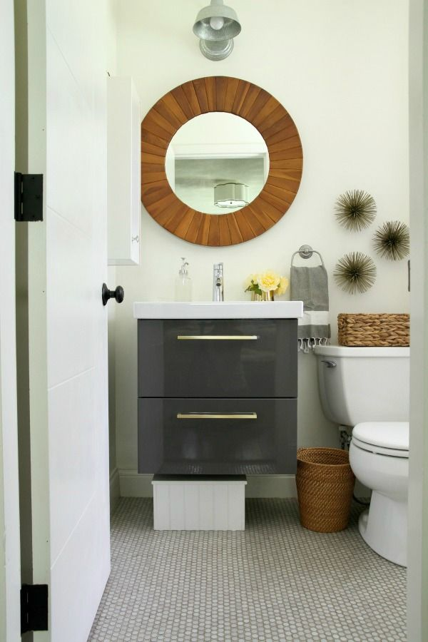 small bathroom inspiration already have the light floating