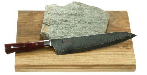 Mcusta Zanmai Classic PRO Gytuo 240mm Damast VG10 Pakka Wood Nu ook te krijgen op www.japansemessen.nl