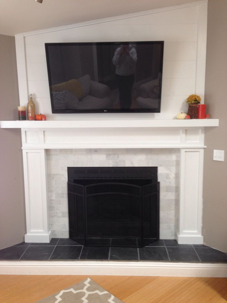 18 best Fireplaces images on Pinterest   Fireplace design ...
