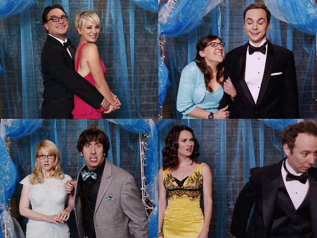 The Prom Equivalency S8 Ep8 Missing...Laura Spencer & Raj