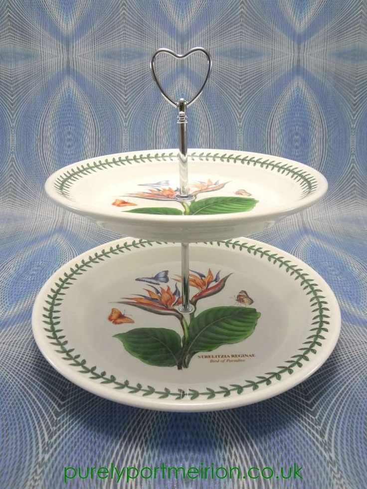 17 best images about purely portmeirion cake stands on for Portmeirion botanic garden designs