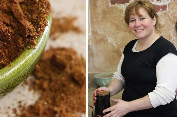 Berberé – Hot East African Spice mix