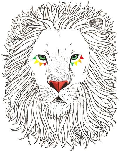 rroaar lion