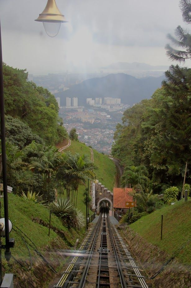 Things to do around Penang!! #penanghill #furniculartrain #Georgetown #penang #malaysia #lifebeyond9to5