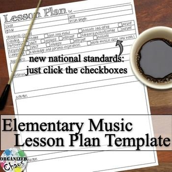 18 best Music lessons images on Pinterest Music ed, Music - sample music lesson plan template