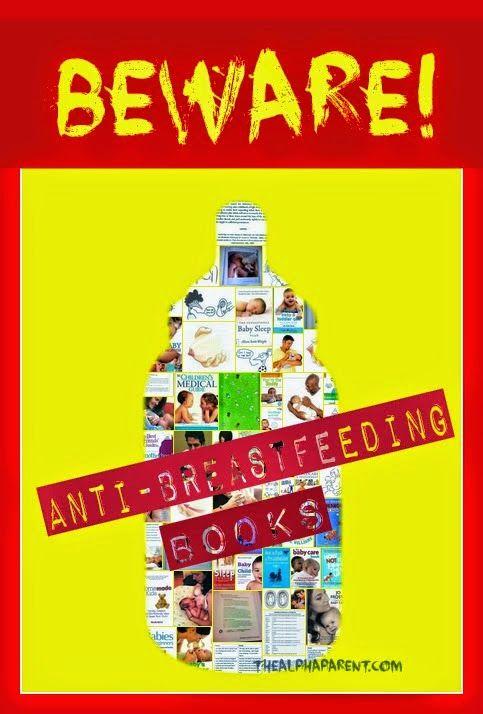 The Alpha Parent: Anti-Breastfeeding Books – Sleep-Training Special