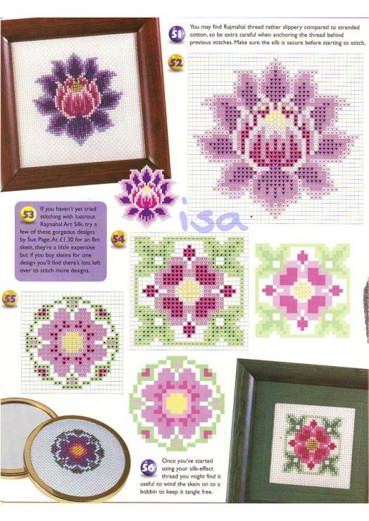 Gallery.ru / Фото #6 - The world of cross stitching 019 май 1999 - WhiteAngel