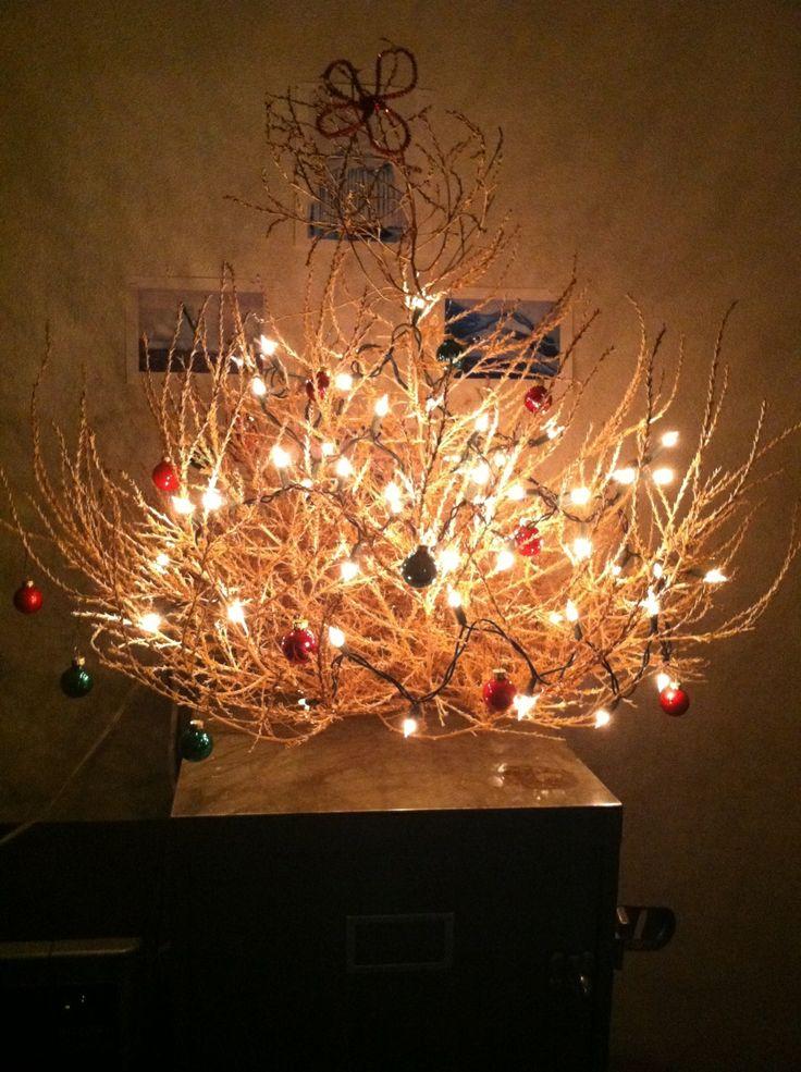Unique Christmas Tree Decorating Ideas
