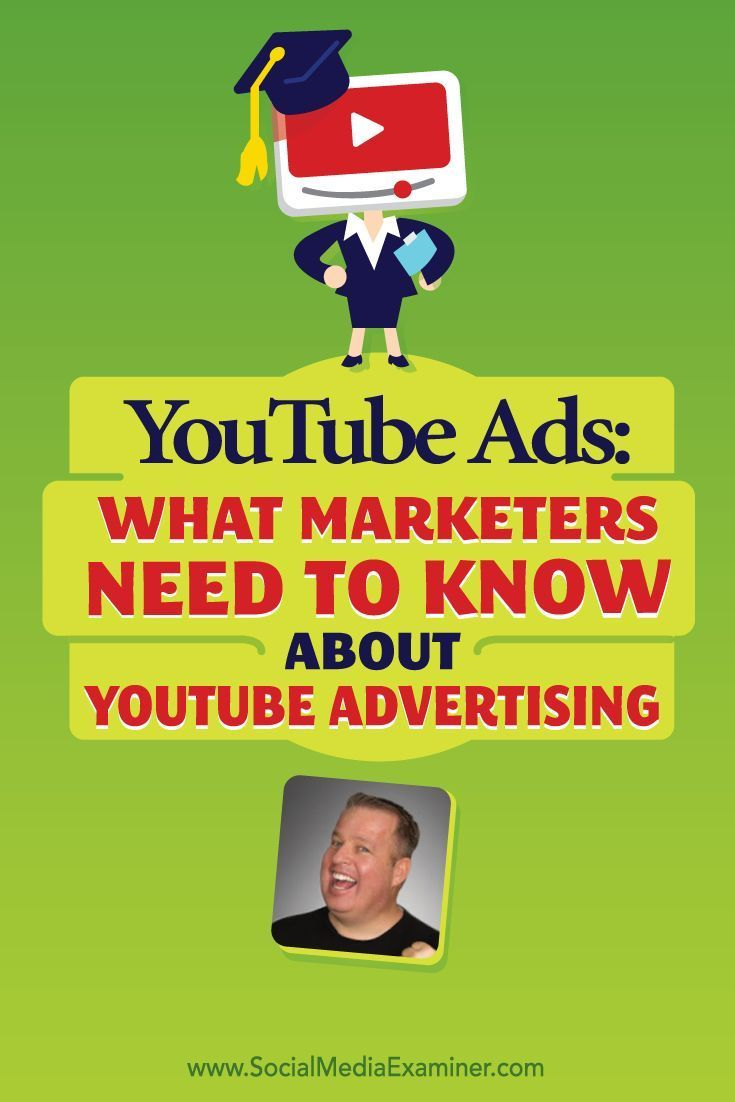 Do you post videos on YouTube?  Want to know what makes a video ad successful?  To discover how YouTube video ads work, Michael Stelzner interviews /derraleves/. Via /smexaminer/