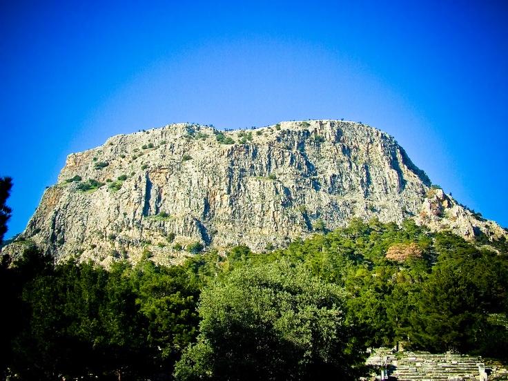 Mount Mykale, Priene