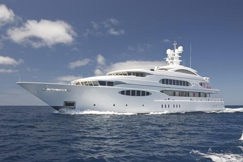 Yacht ~ Lurssen / Vive la Vie