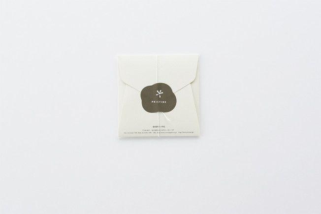 PRISTINE organic cotton sample