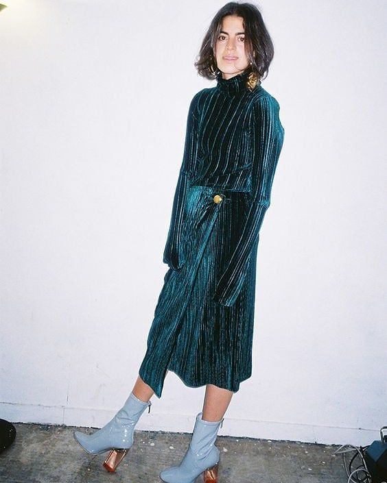 Check out trending dresses for 2018.