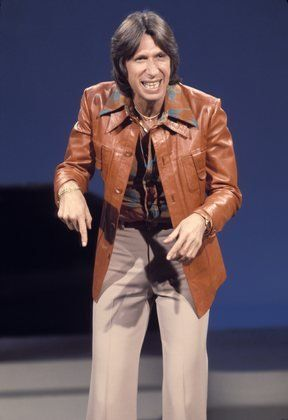 David Brenner  circa 1970s. Saw him in 1984 at IUP for homecoming, he was great!!!