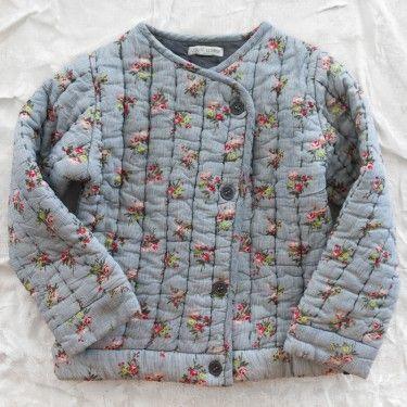 Plumette jacket - Louis Louise