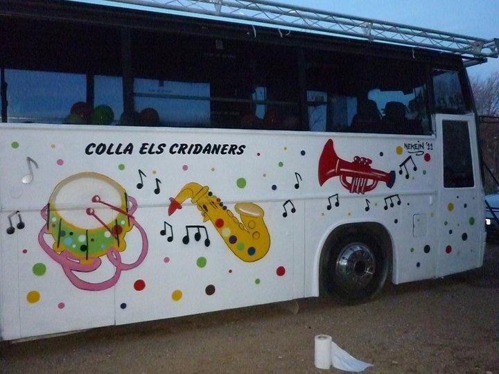 Carroza Carnaval Payasos 7