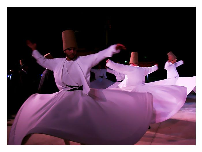 Whirling Dervishes - Konya, Konya