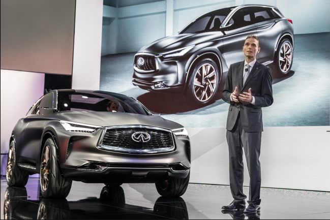 Infiniti QX Sport 2017 - When Infiniti restored its naming system from the 2014 model year, it may have misled some by thinking that the QX50