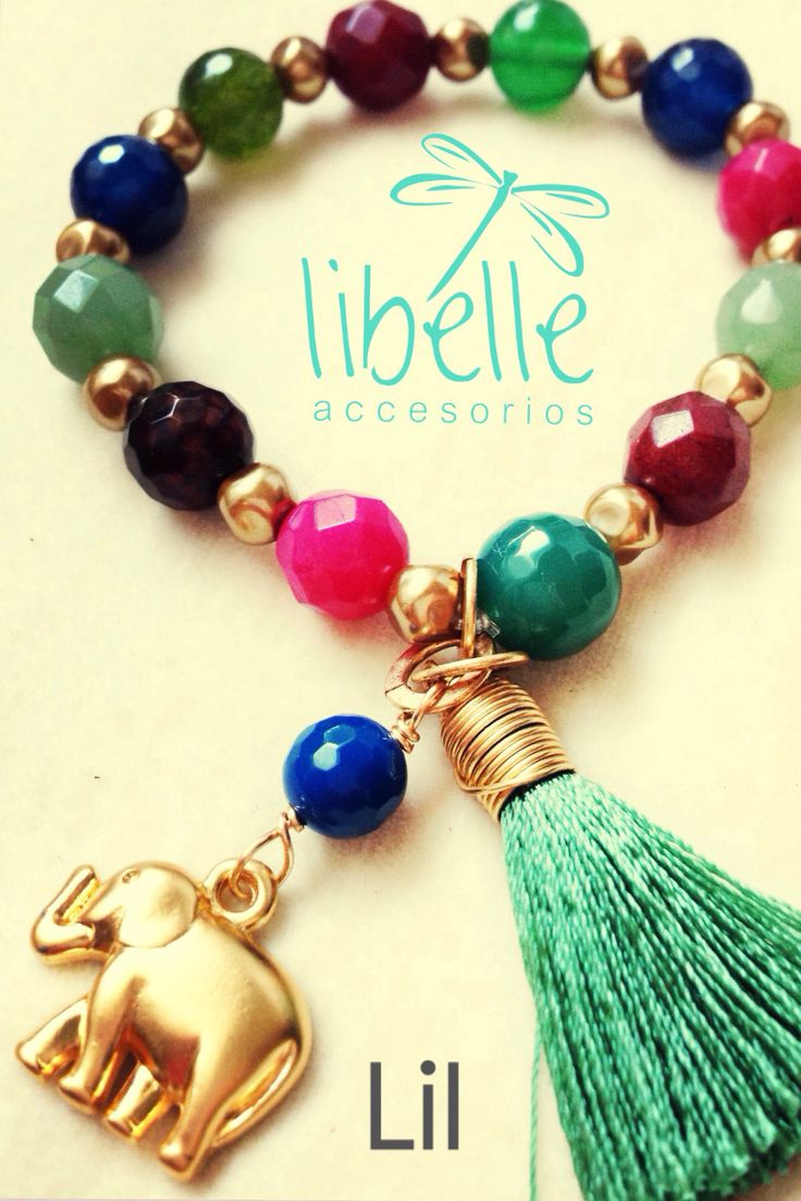 best pulseras originales images on pinterest necklaces bead