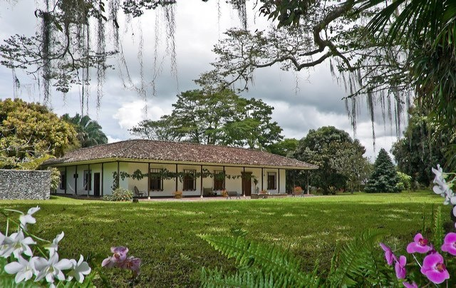 Hacienda Castilla, Cerritos