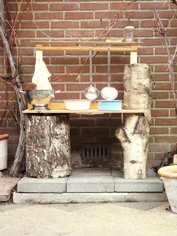 17 Best Images About Mud Kitchen On Pinterest