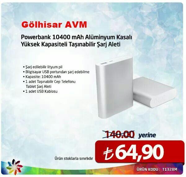 http://www.golhisaravm.com/powerbank-10400-mah-aluminyum-kasali-yuksek-kapasiteli-tasinabilir-sarj-mavi.html