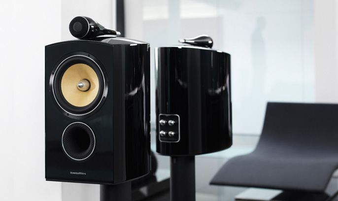 Bowers & Wilkins launches 800 Series Diamond at CES 2010