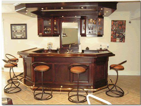 Love This Bar Idea. Home Bar DesignsCustom ... Part 48