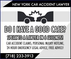 personal injury lawyer New York.  Do I Have A Good Case? Speak to an NYC injury lawyer in 6 seconds.  718-233-3913 http://www.ajlounyinjurylaw.com    #Bronx #Brooklyn #Manhattan #Queens #StatenIsland #LongIsland #NewYork