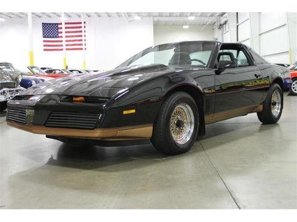 pics of a black 1982 Pontiac Trans am | 1982 Pontiac Firebird Trans Am for Sale in Kentwood, Michigan ...