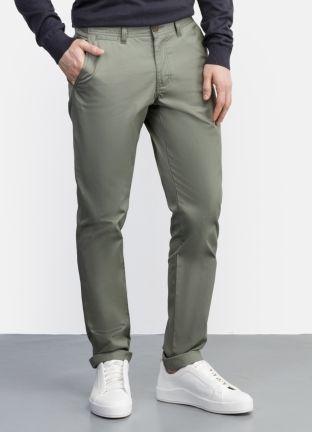 Однотонные брюки-чиносы за 1999р.- от OSTIN