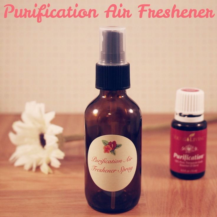 Purification Air Freshener – Zeal and Grace