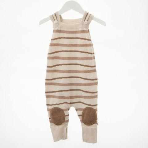 Alpaca Wool Sleeveless Jumpsuit - Caramel – Wild Dill