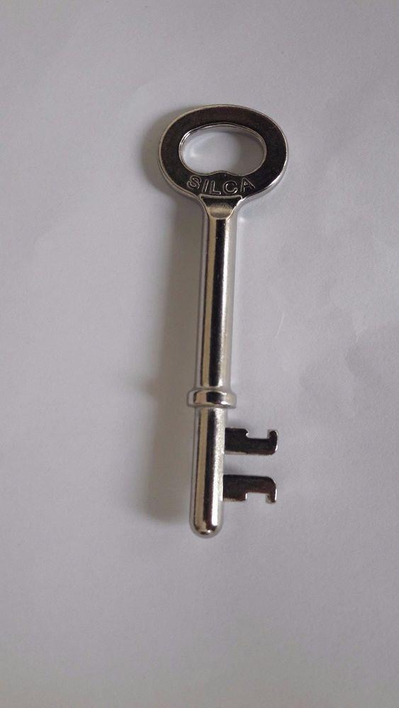 10 X 5BDA5 -Silca/Schlüsselrohling/Key Blanks/For ABLOY 2014 Interior Lock