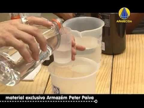 Tudo Artesanal | Água para Tecidos por Peter Paiva - 04 de Junho de 2013