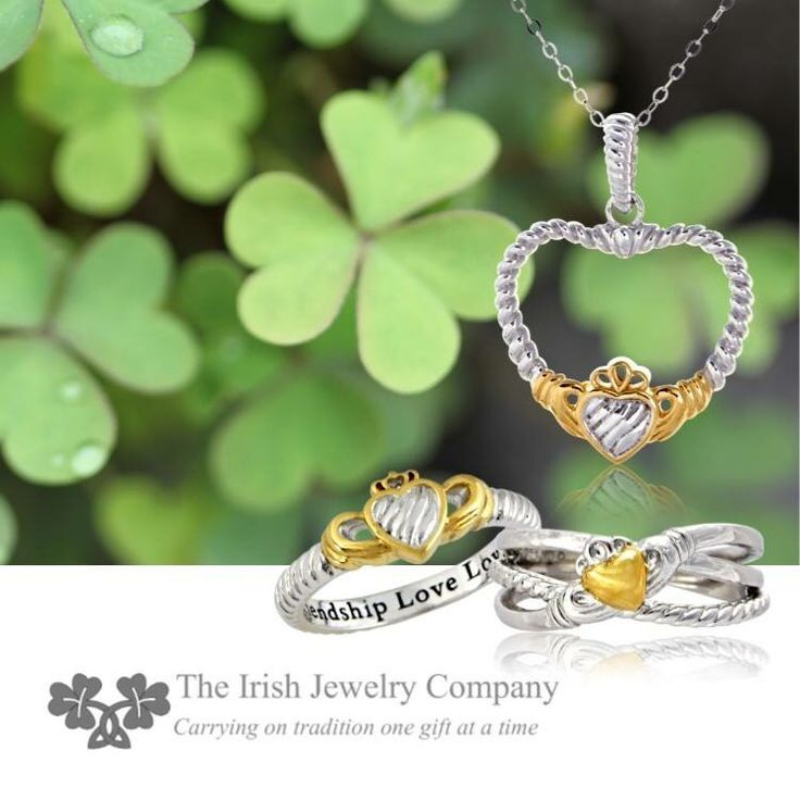 Irish Jewelry by The Irish Jewelry Company