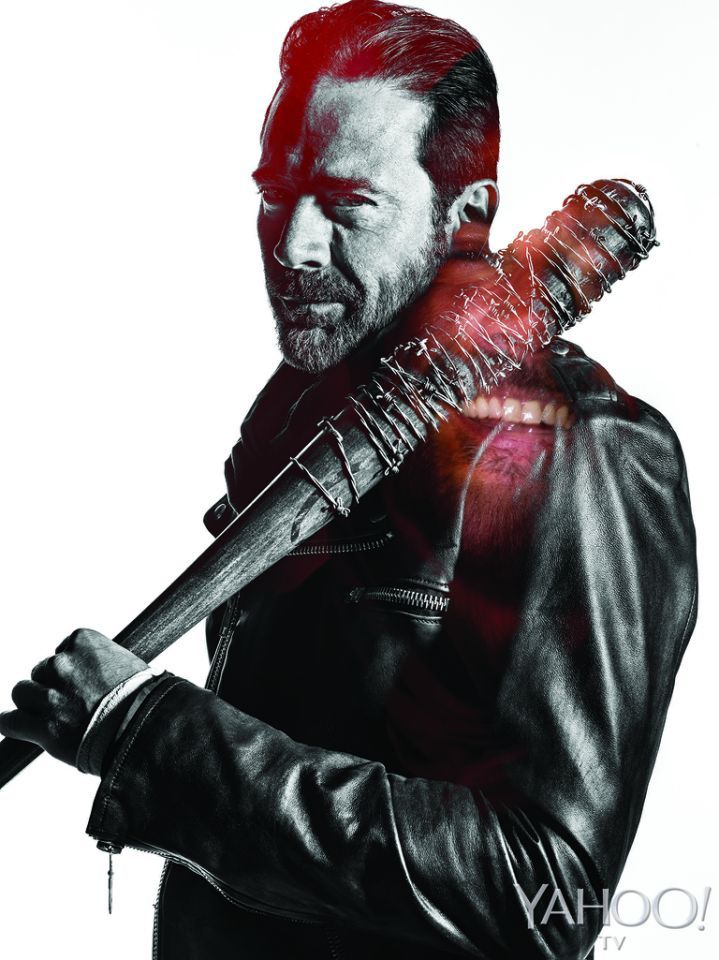 The Walking Dead Season 7 Character Portraits negan-the-walking-dead-7-temporada-003 – The Walking Dead