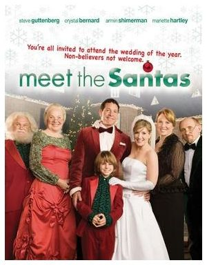 Meet the Santas, Hallmark, 2005, Crystal Bernard, Steve Guttenberg.  Love.