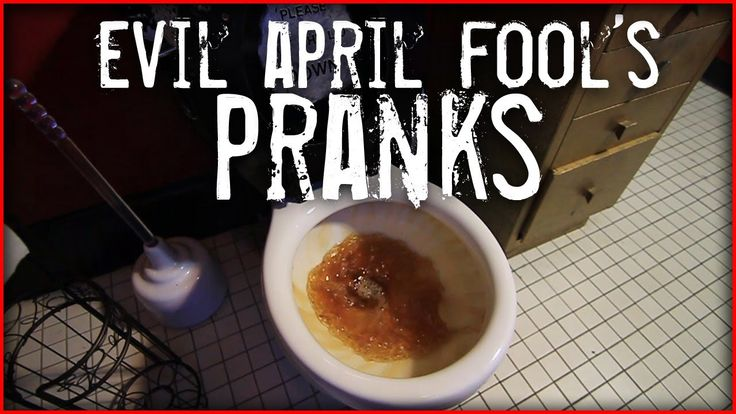Quick and EVIL April Fool's Pranks http://justgetideas.com/best-april-fools-pranks-and-jokes/#sthash.UoFCWsn4.dpbs