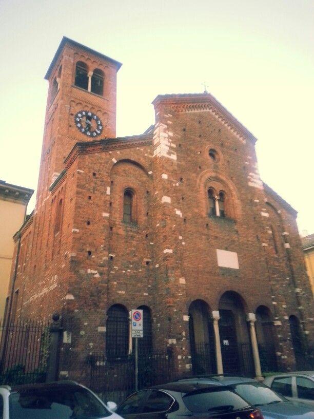 Piazza San Spolcro , MİLANO