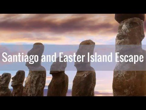 Santiago & Easter Island Tour- Chile Travel Package