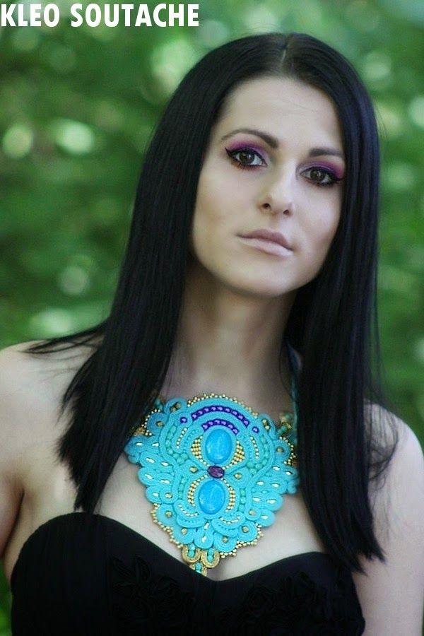 Sutasz  Kleo /Soutache jewellery: JOSCHA III