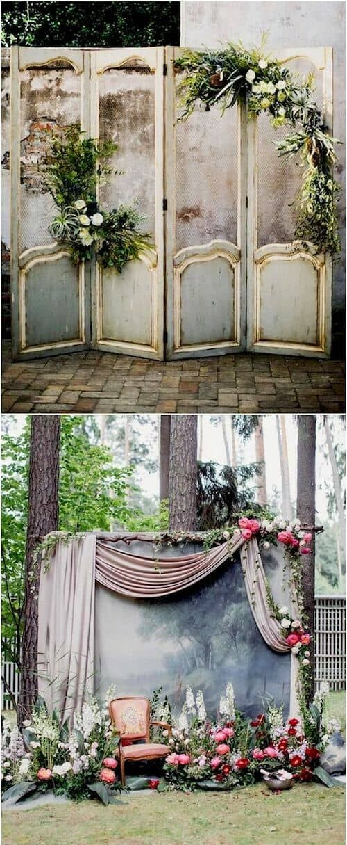 Wedding Photo Booth Ideas That Will Make You Go Oh Snap Vintage Bodas Weddings Pinterest Photos And Decorations