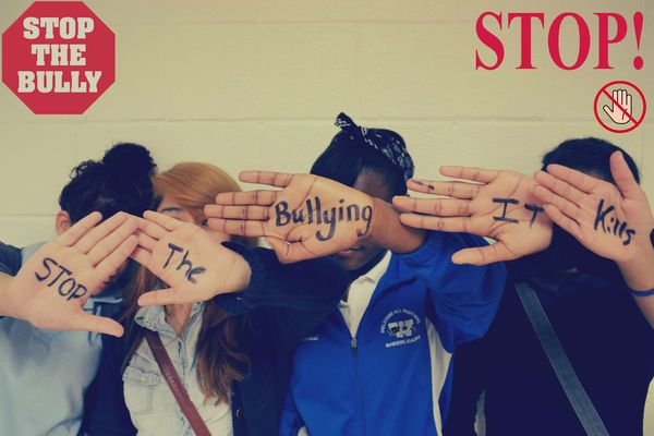 how to stop bullying in high school yahoo